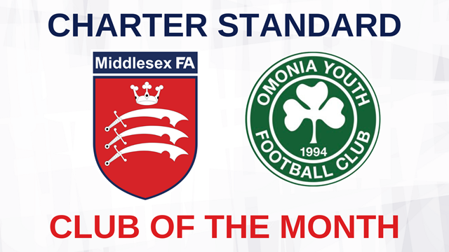 Middlesex FA Club of the Month