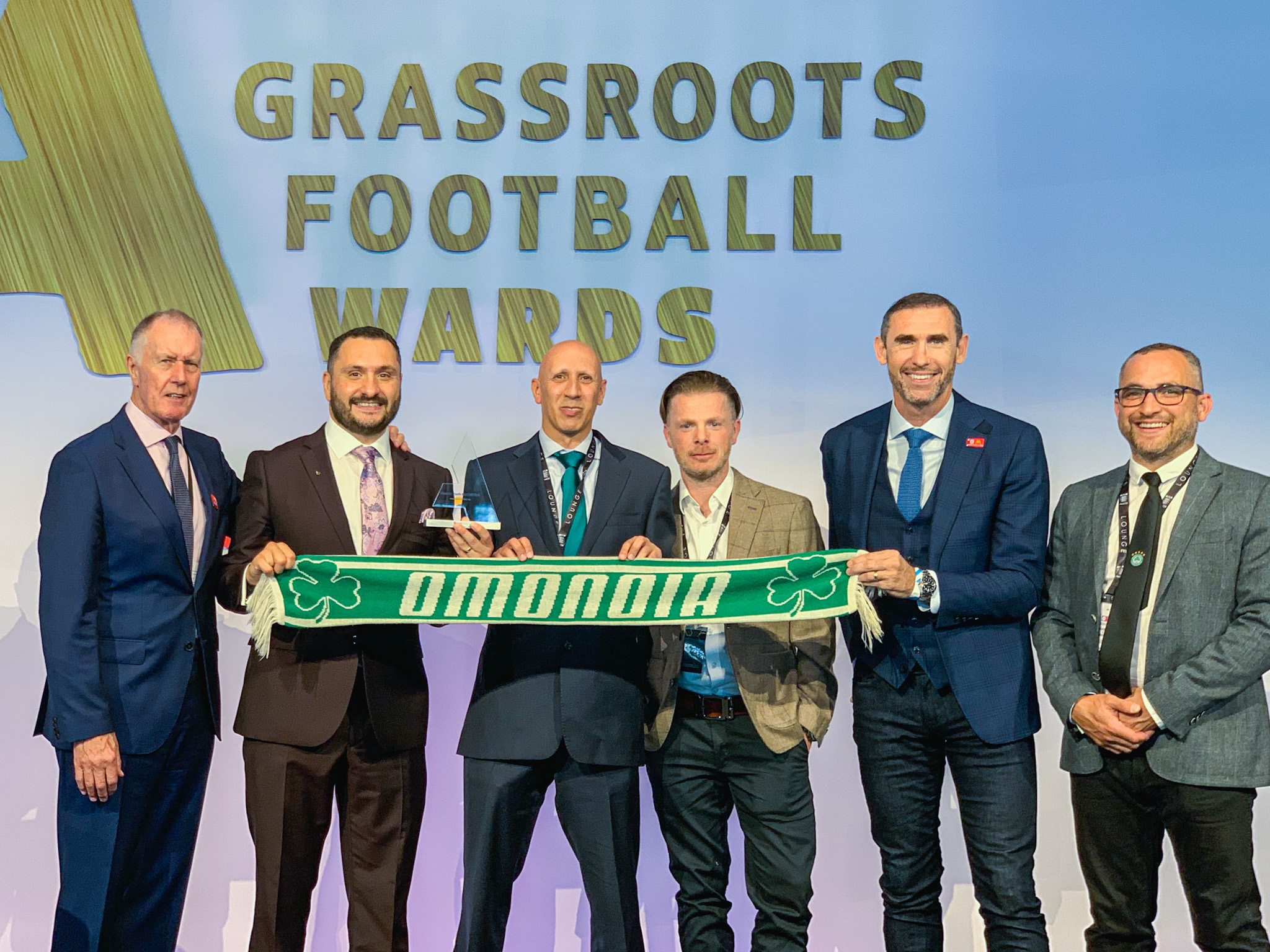 2021 FA & McDonald's Grassroots 'Club of the Year'